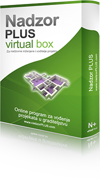 Nadzor Plus - Program za praćenje gradnje